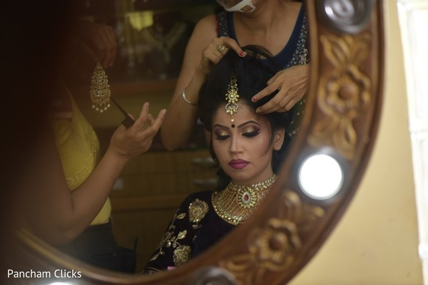 indian bride hair and makeup,indian bride