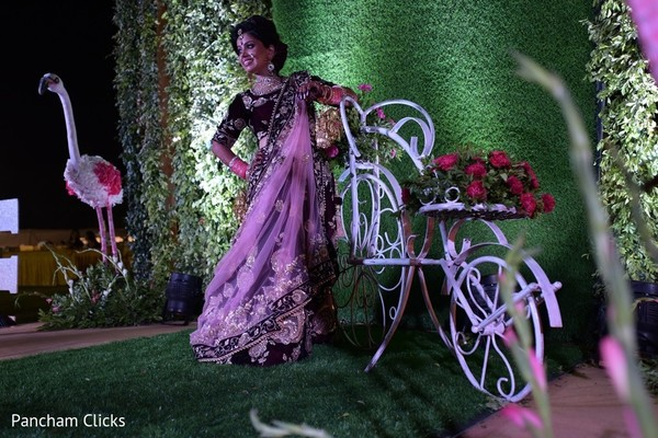 outdoor indian photo session,indian bride fashion