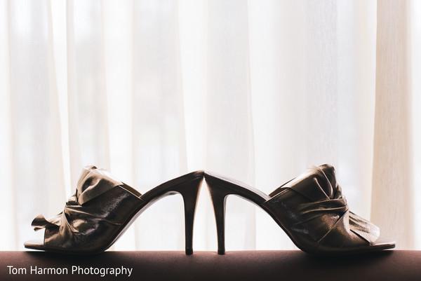 Fabulous indian bride heels