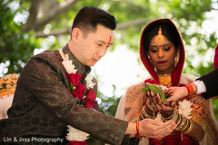 Ravishing portrait of kanyadaan ceremony