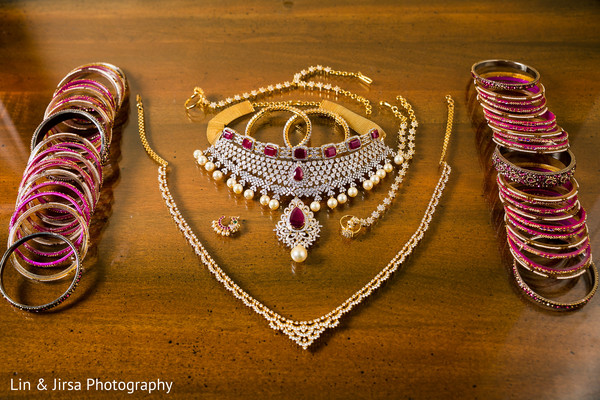 Fantastic indian bridal jewelry