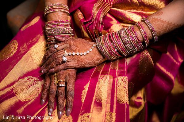 Splendid indian bridal bangles
