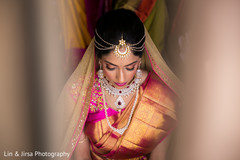 Glowing indian bride capture