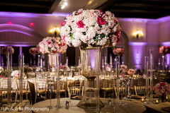 Amazing tall floral centerpiece