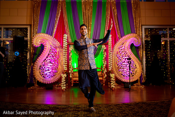 sangeet,indian groom fashion