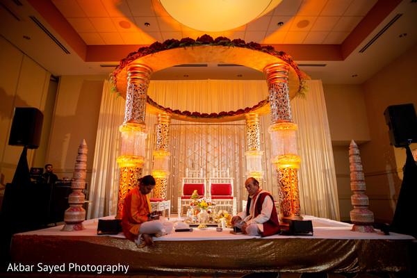 mandap,indian wedding stage