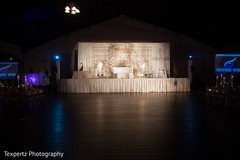 Indian wedding reception stage ideas