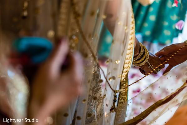 dupatta,indian wedding,indian bride fashion