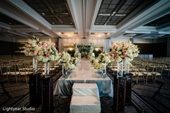 Marvelous indian wedding aisle