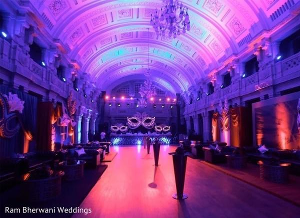 Indian pre-wedding celebrations venue