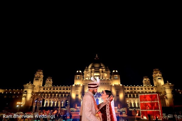 indian wedding ceremony,outdoor photography,indian bride and groom