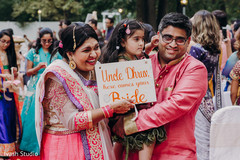 Lovely indian wedding entrance