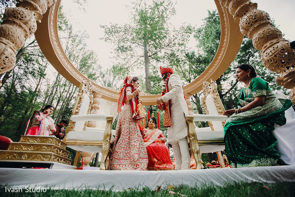 Wonderful indian wedding ceremony capture