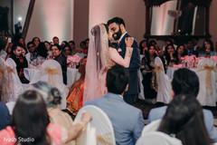 Sweet indian wedding first dance