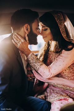Stunning indian wedding photo session