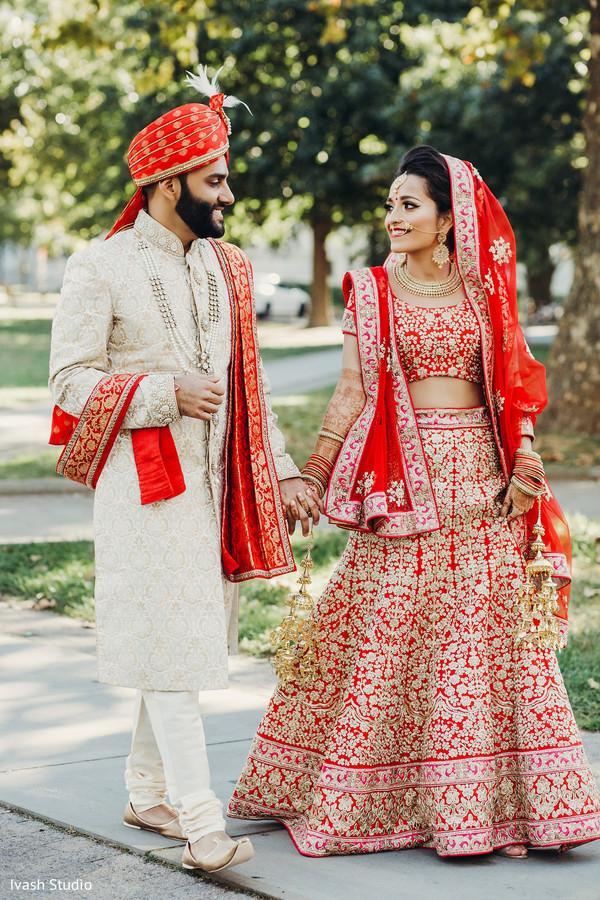 Stunning indian couple