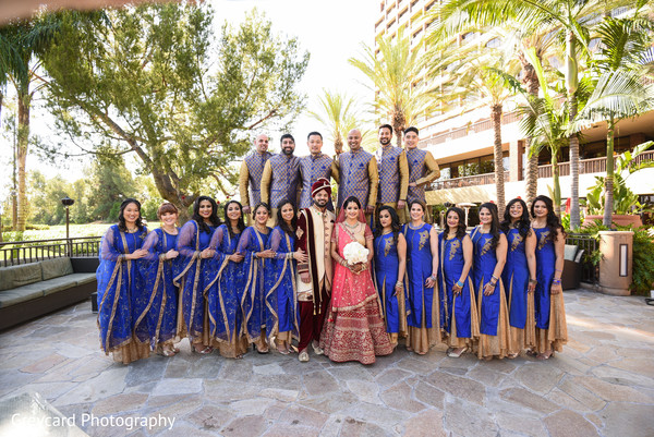indian wedding gallery,outlook photography,indian bride and groom,indian bridesmaids and groomsmen