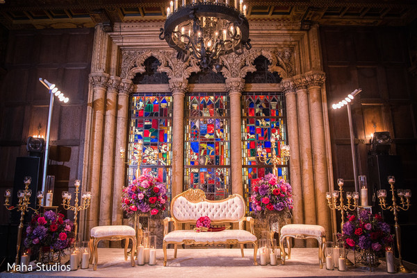Elegant indian wedding chairs decor