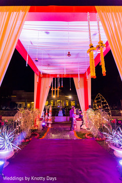 Fantastic indian wedding decor