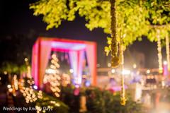Indian wedding ceremony venue capture