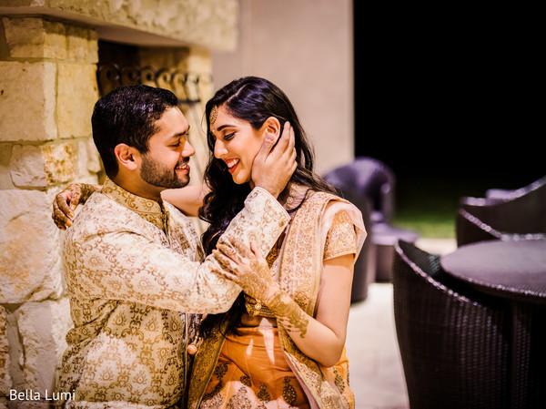 Lovely indian lovebirds