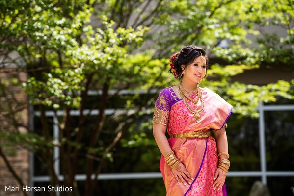 indian bride,outdoor photography