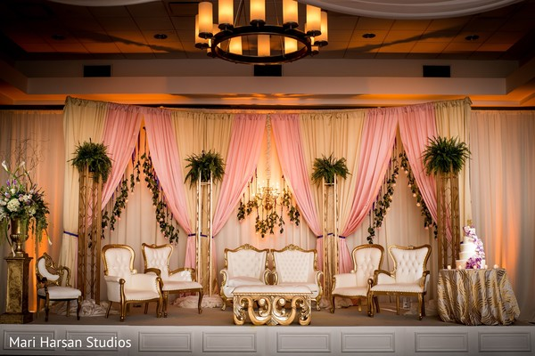 indian wedding reception,indian wedding reception floral and decor,reception stage