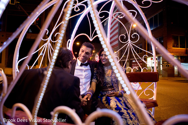 Cute indian wedding moment