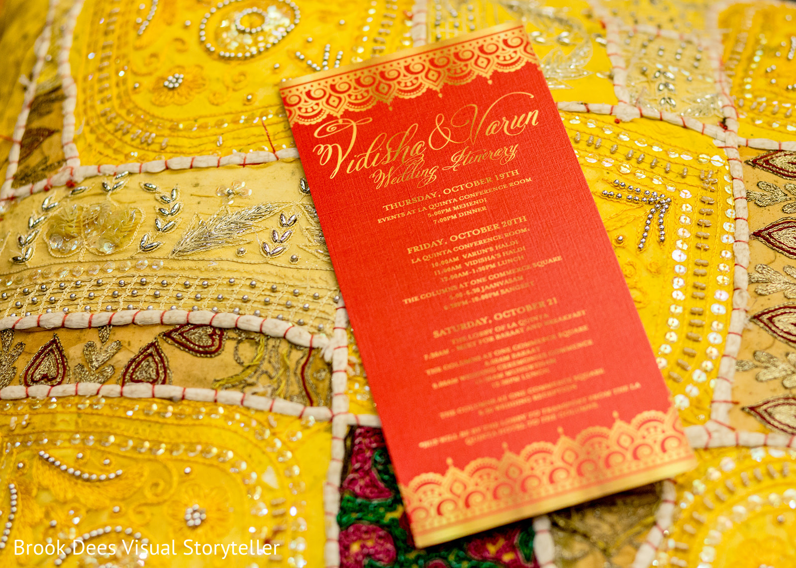 Memphis, TN Indian Wedding by Brook Dees Visual Storyteller