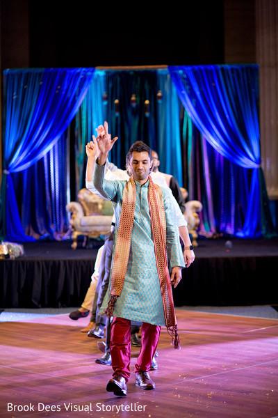 sangeet ceremony,indian wedding ceremony
