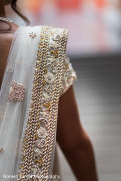 indian bridal ghoonghat design