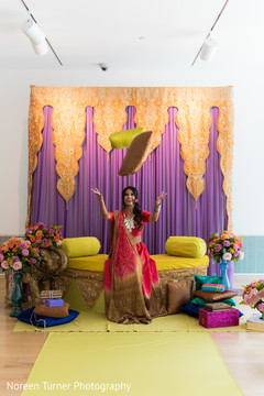 Fantastic indian bride's photoshoot