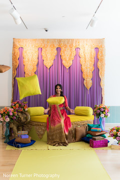 Ravishing indian bride's photo session