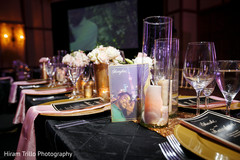 Marvelous Indian wedding personalized table cards.