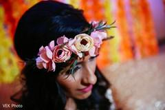 Indian pre-wedding ritual