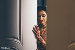 Dreamy indian bride photo shoot