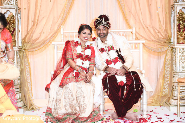 Sweet indian bride and groom photography
