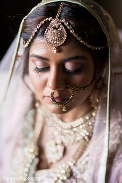 Amazing indian bridal tikka