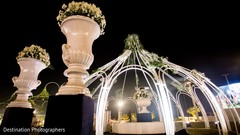 Amazing indian wedding reception decor