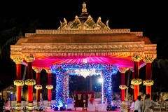 Fascinating indian wedding stage