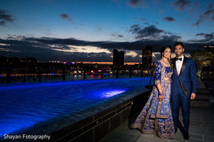 Amazingly heartfelt indian bride and groom photo session
