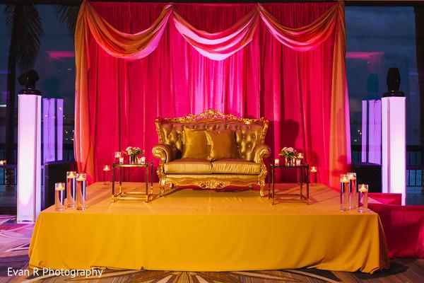 Phenomenal pre-wedding venue decor