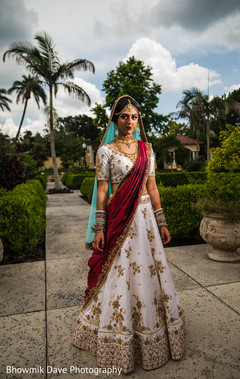 Lovely bridal with lengha  fashion.