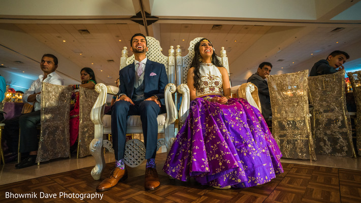 indian bride and groom,indian wedding reception,indian wedding fashion