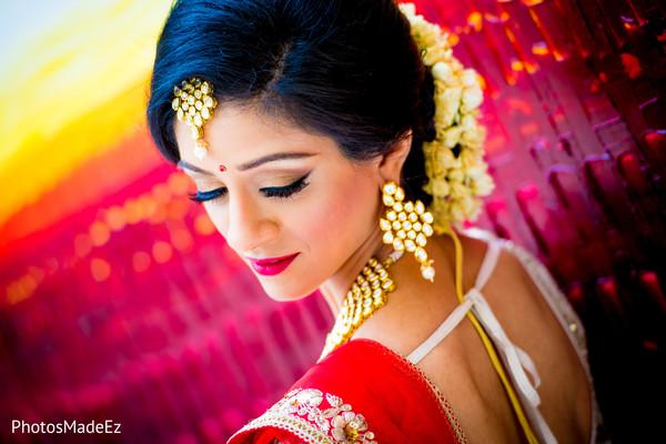 indian bride fashion,indian bride getting ready