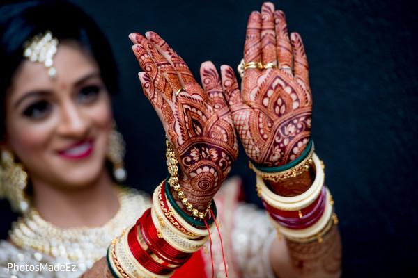 getting ready,indian wedding gallery