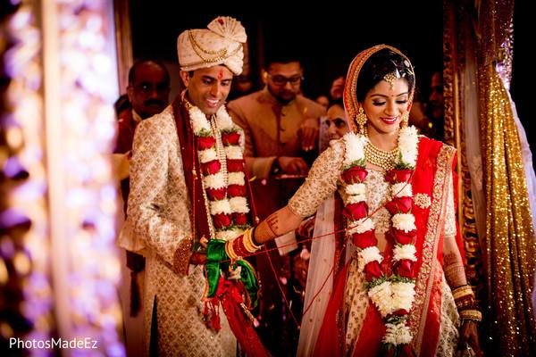 indian couple portrait,indian wedding ceremony