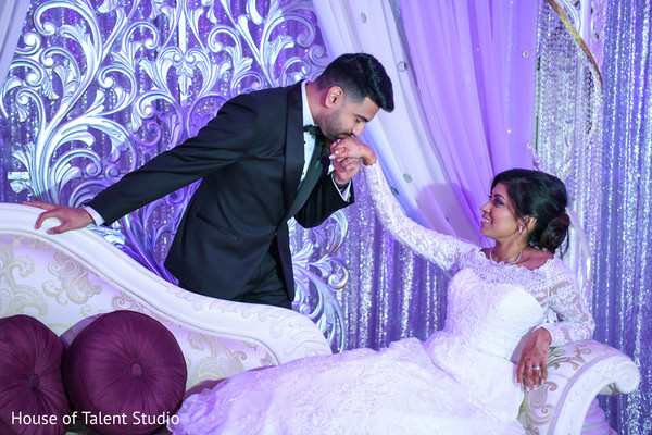 indian wedding reception fashion,indian bride and groom