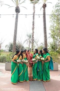 Inspiring indian bridesmaids fashion