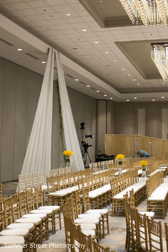 Elegant indian wedding chairs decor